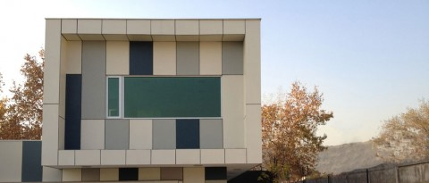 /NOMBRE Central Oficinas Constructora Bascuñan /AÑO 2012 /SUPERFICIE 350 m2 /UBICACIÓN Recoleta